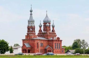 Храм Покрова Пресвятой Богородицы д.Мильковщина