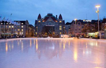Новогодний Стокгольм